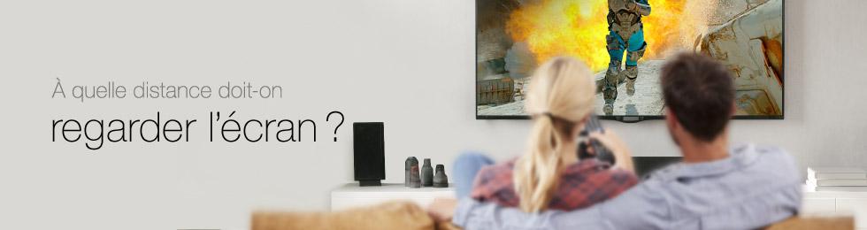 Distance meuble tv canapé