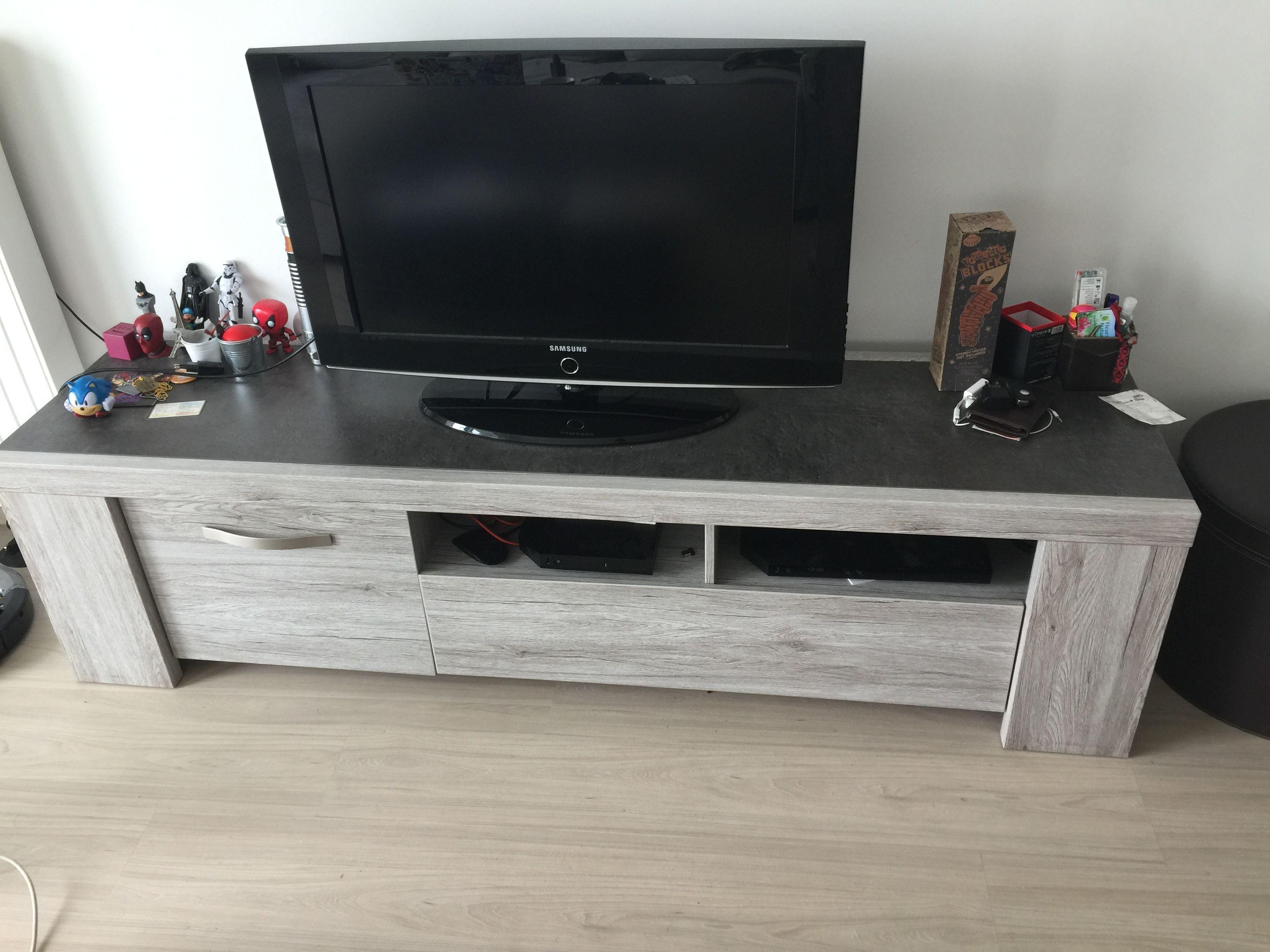 Cdiscount meuble tv vintage