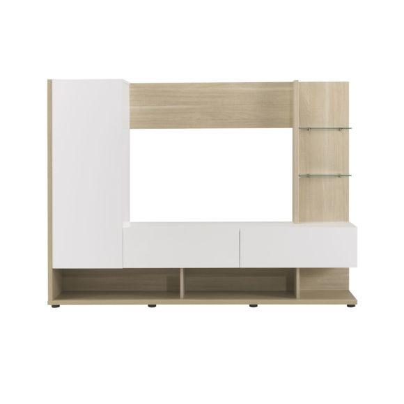 Alinea meuble tv bibliotheque