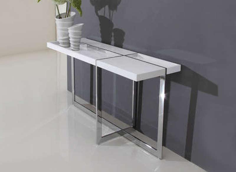 Petit meuble tv suspendu design