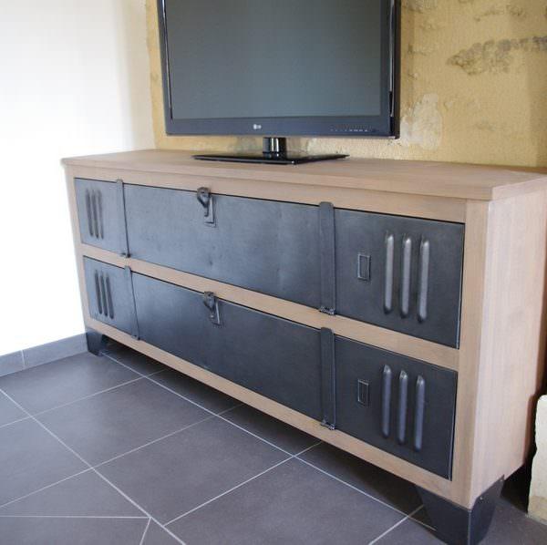 Armoire vestiaire meuble tv