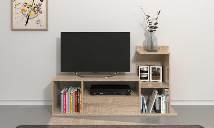 Meuble tv sumatra noir