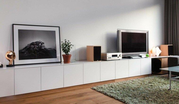 Caisson meuble tv