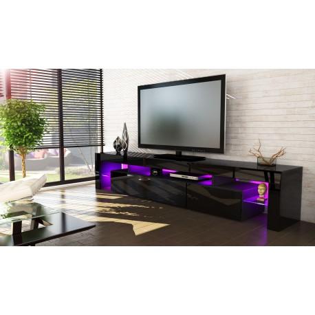 Led derriere meuble tv