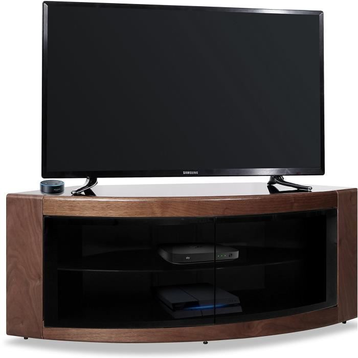Meuble support tv d'angle