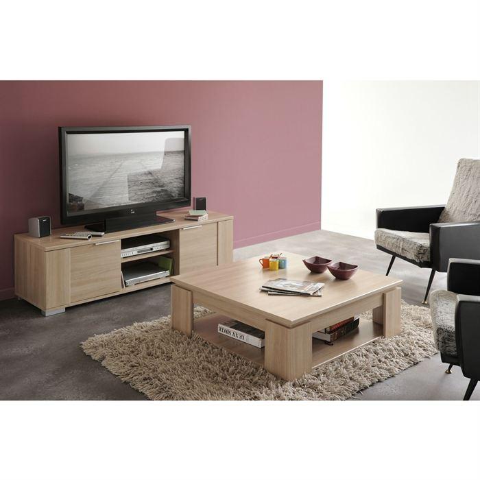 Table basse meuble tv assortis