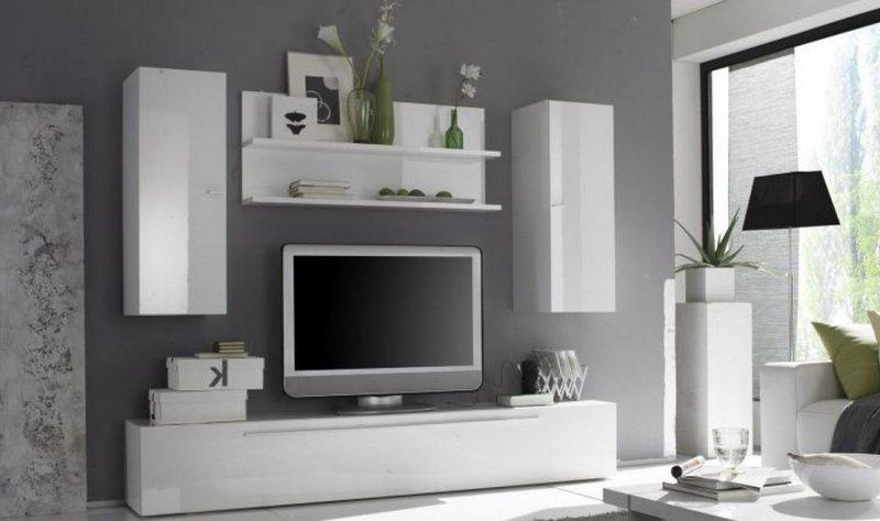 Meuble tv épuré design