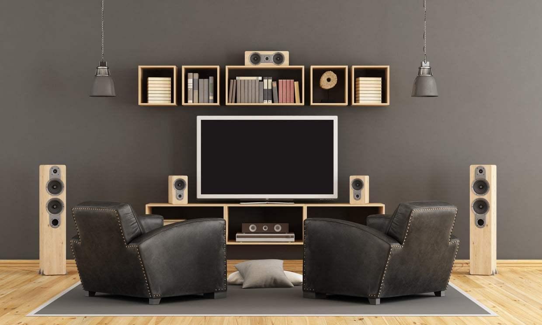 Exemple meuble tv palette