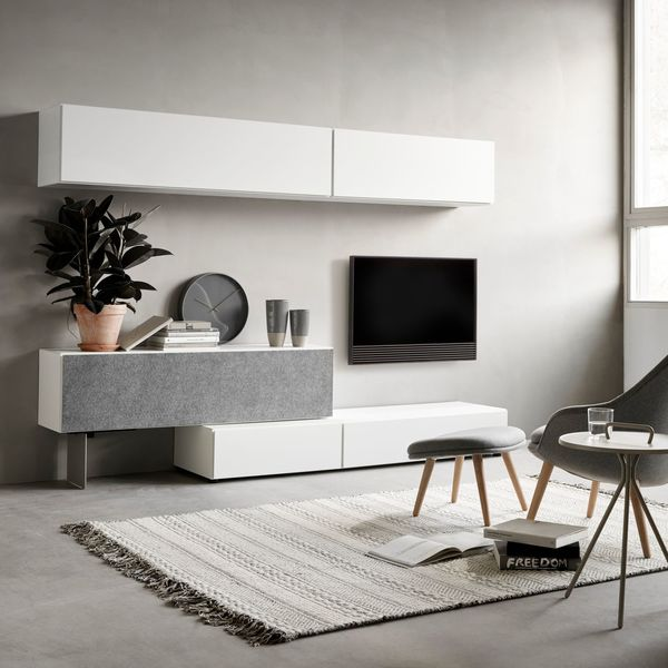 Meuble salon design tv