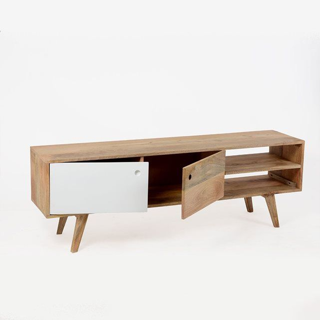 Meuble tv scandinave made