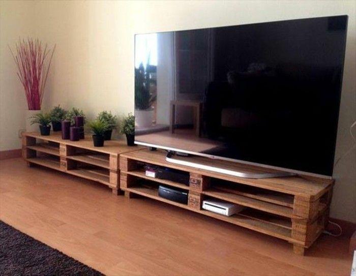 Construire son propre meuble tv