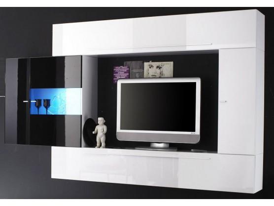 Meuble mur tv pas cher