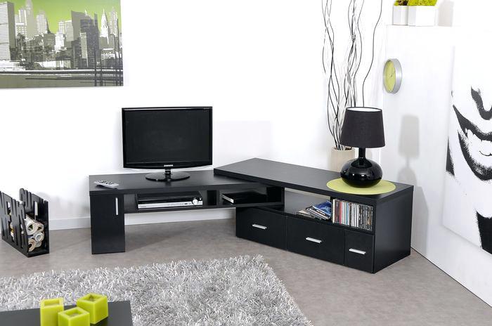 Meuble tv et table basse cdiscount