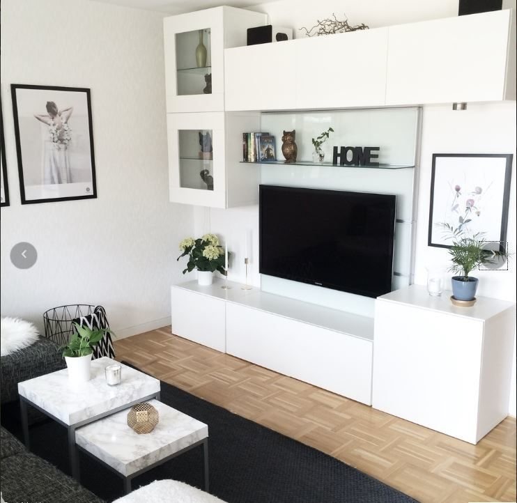 Meuble tv ikea pinterest