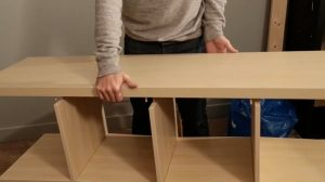 Fabriquer un meuble tv avec des planches
