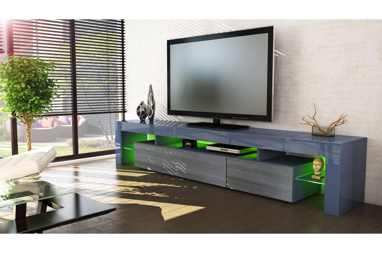 Fabriquer un meuble tv design