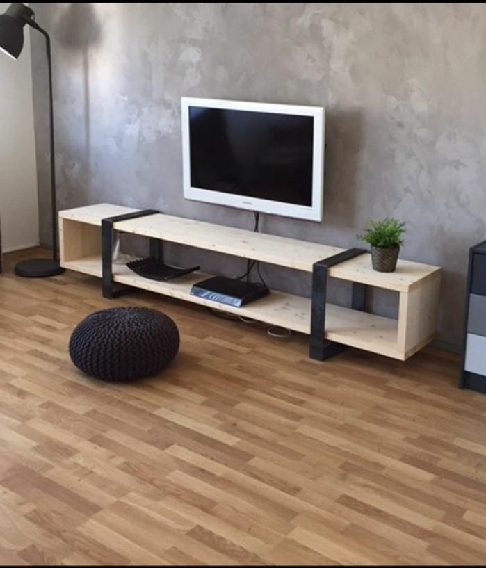 Idee meuble tv bois