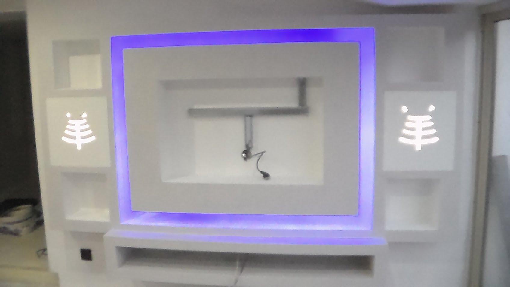 Fabriquer meuble tv en placo