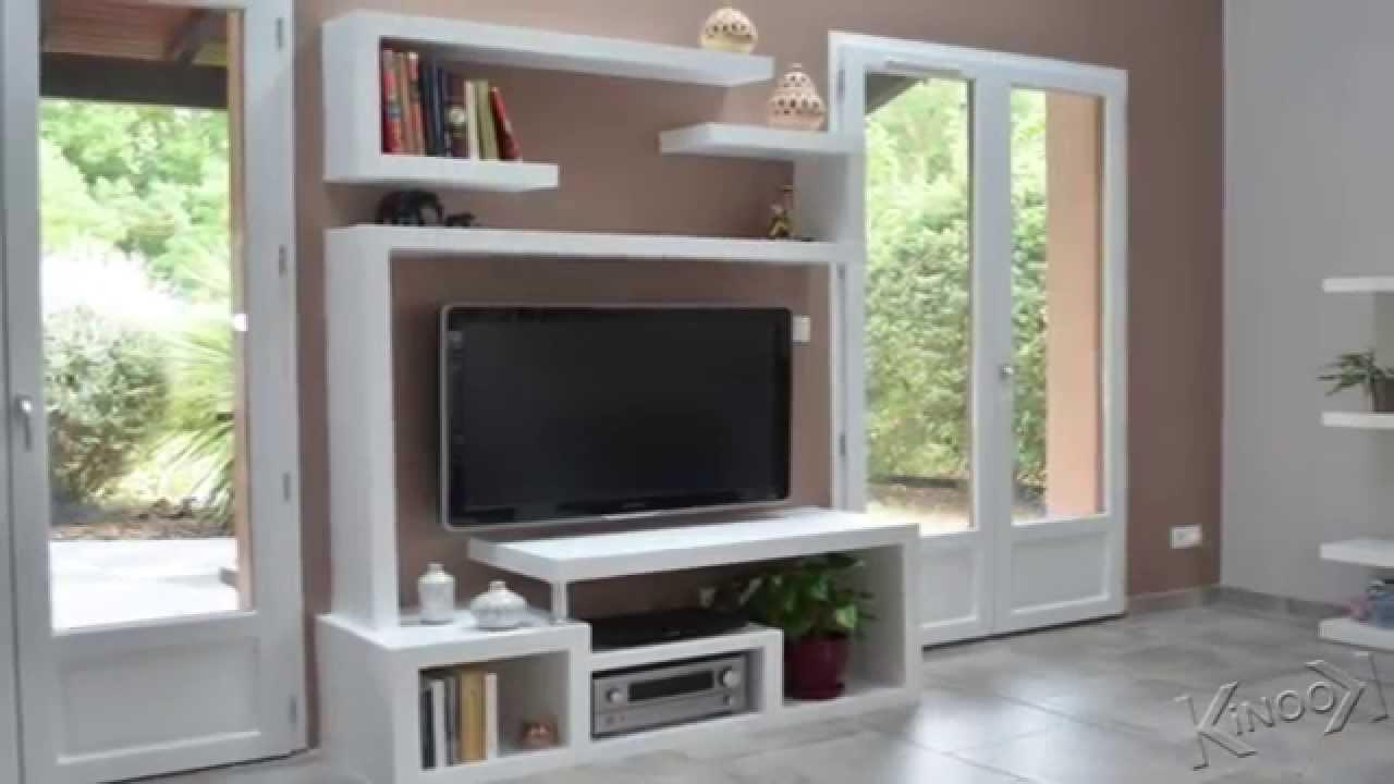 Design moderne meuble tv