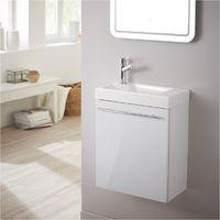 Meuble toilettes design