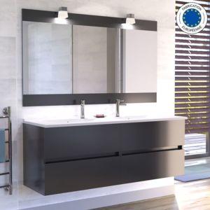 Meuble salle de bain design 140