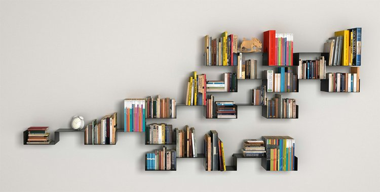 Meuble livre design
