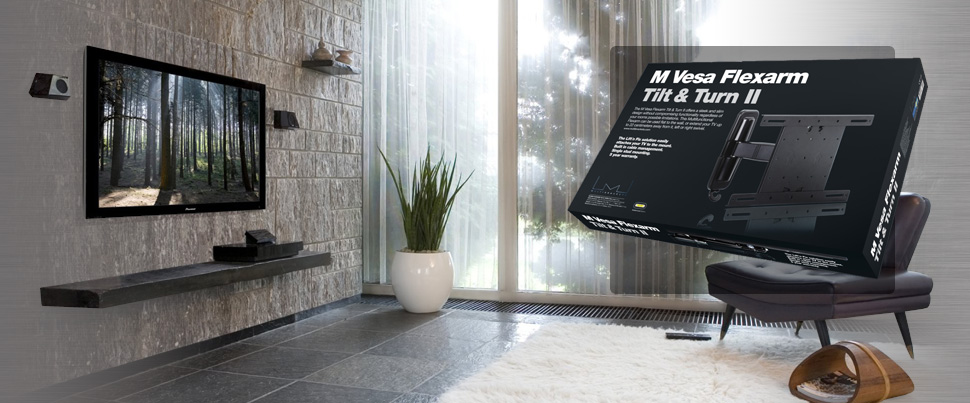 Meuble tv mural tablette
