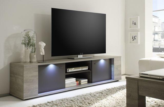 Meuble tv taille basse