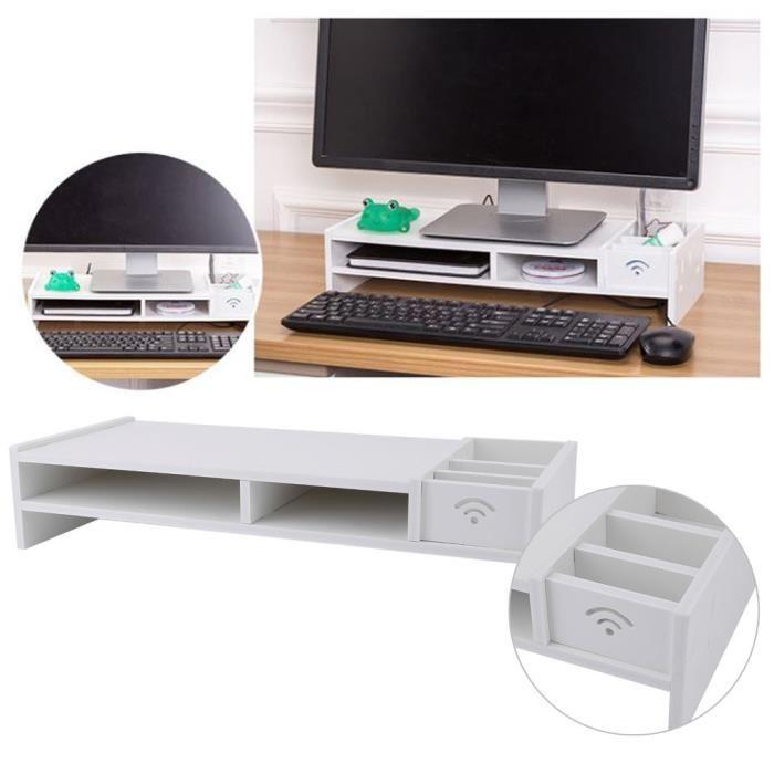 Meuble ordinateur et tv
