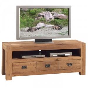 Meuble tv bois ancien