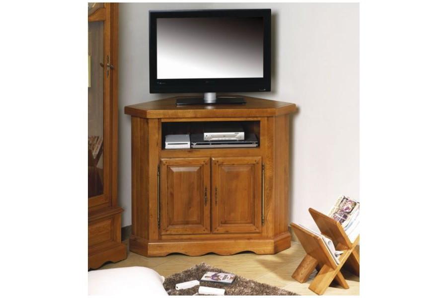 Meuble tv industriel bois metal occasion