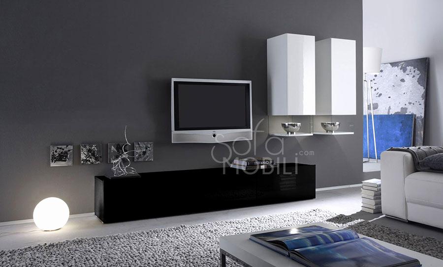 Meuble tv d'angle luxe