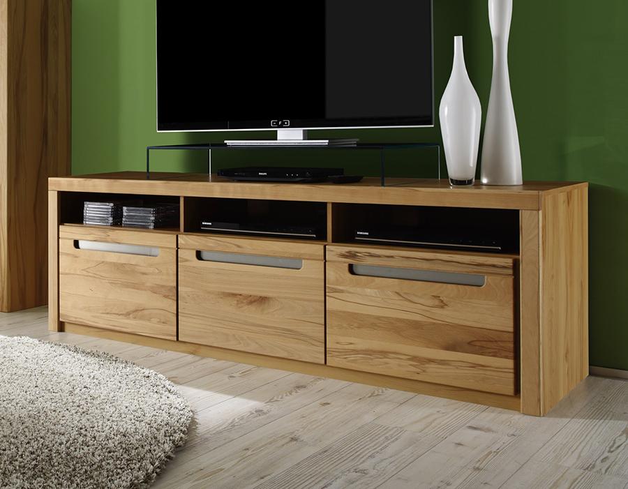 Meuble tv 3 tiroirs scandinave