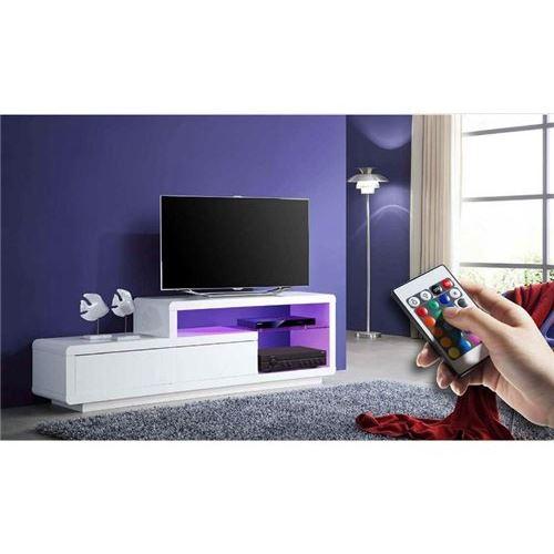 Meuble tv design moss