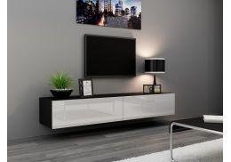 Meuble tv accrocher au mur