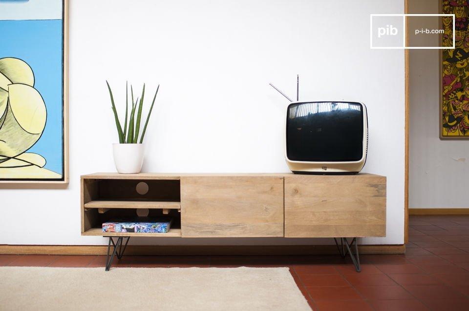 Meuble tv bois suisse