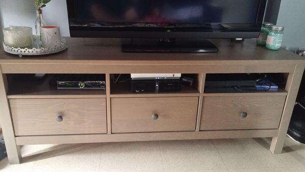Meuble tv gris ikea