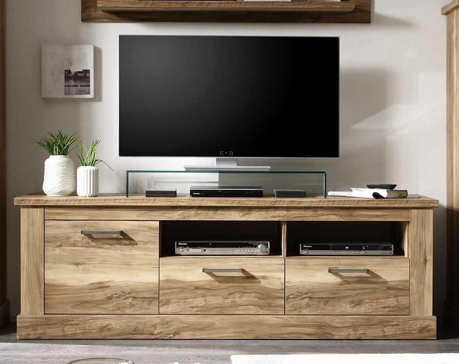 Meuble tv hauteur 70 cm bois