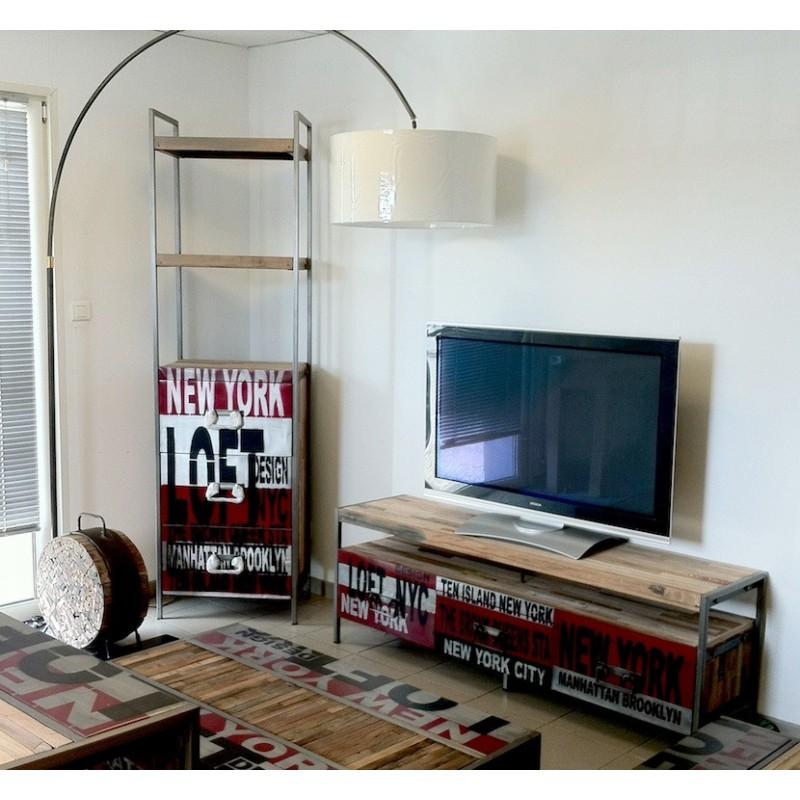 Meuble tv deco new york