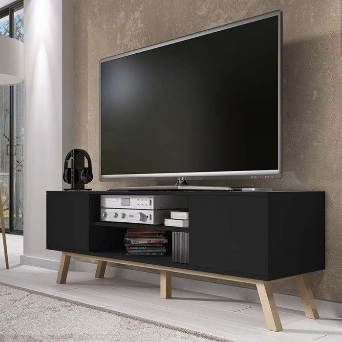 Vero bois - meuble tv moderne