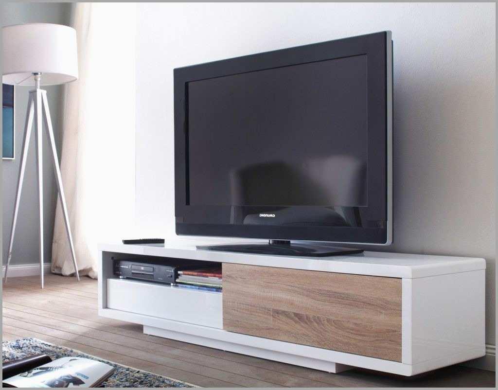 Meuble tv bois acier