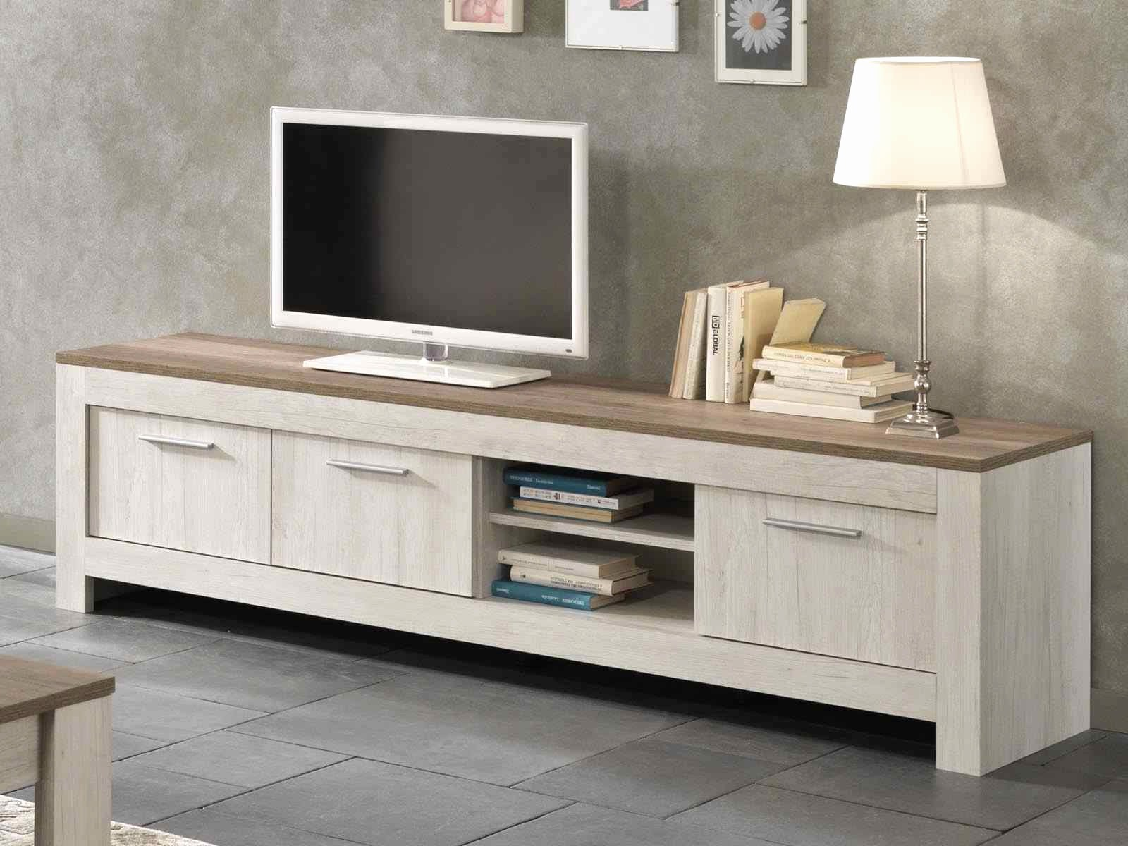 Meuble tv porte coulissante fly