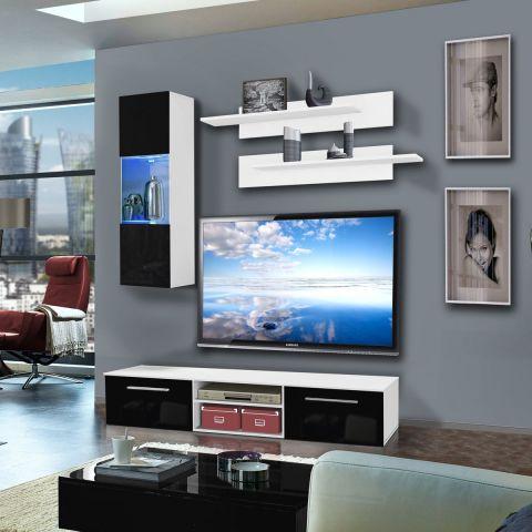 Meuble tv mural 180