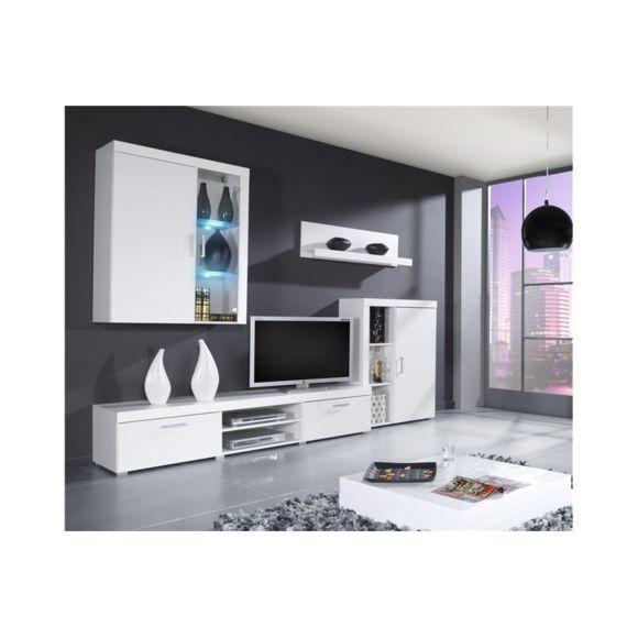 Acheter meuble tv mural