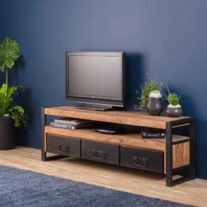 Meuble tv petit espace pas cher