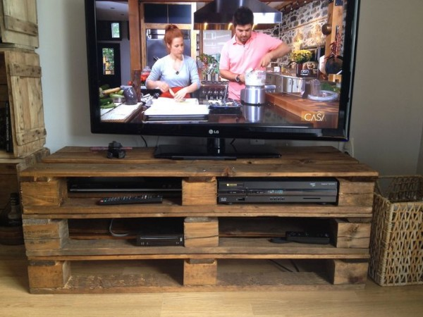 Tuto pour fabriquer un meuble tv