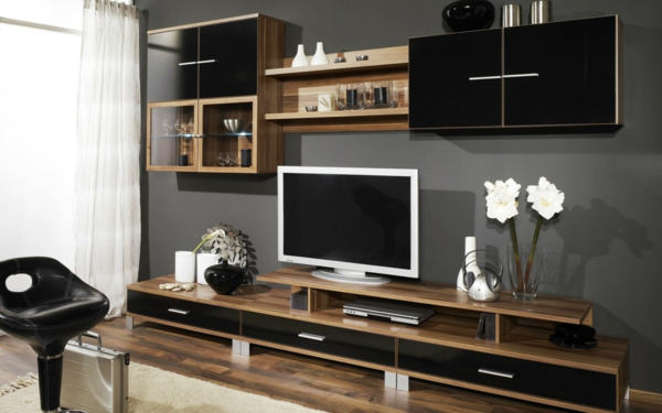 Idee deco meuble tv salon