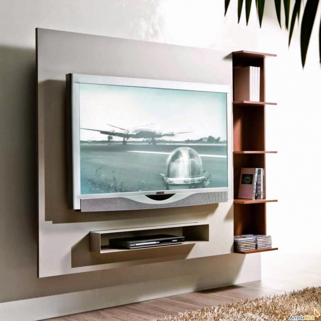 Meuble tv en angle