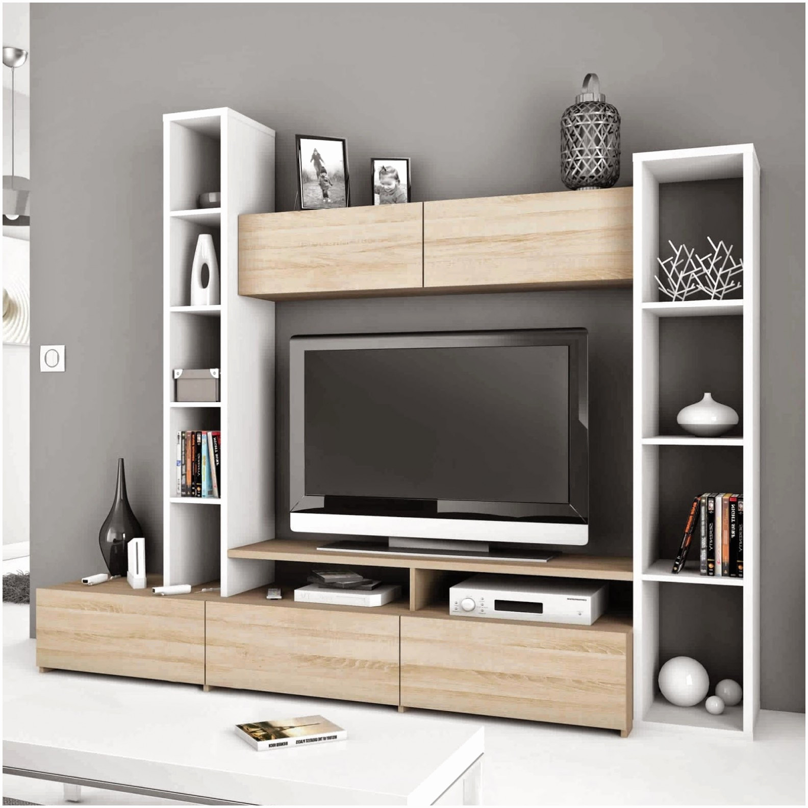Hauteur d'un meuble tv suspendu