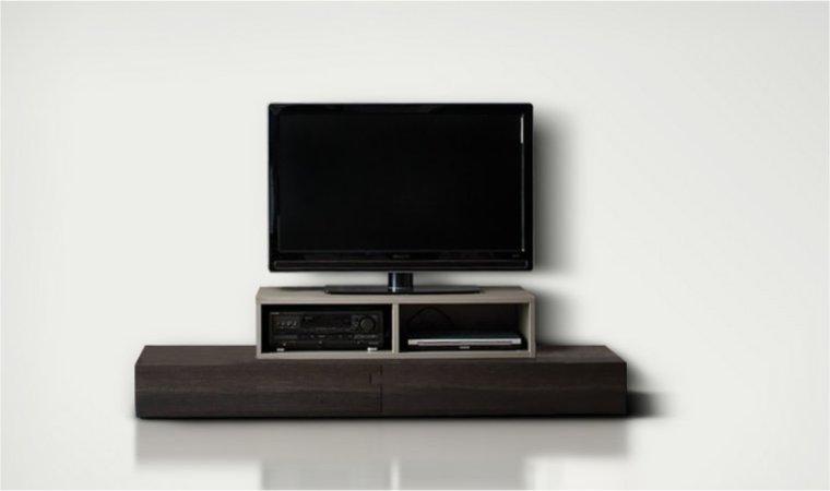 Meuble bas télévision design
